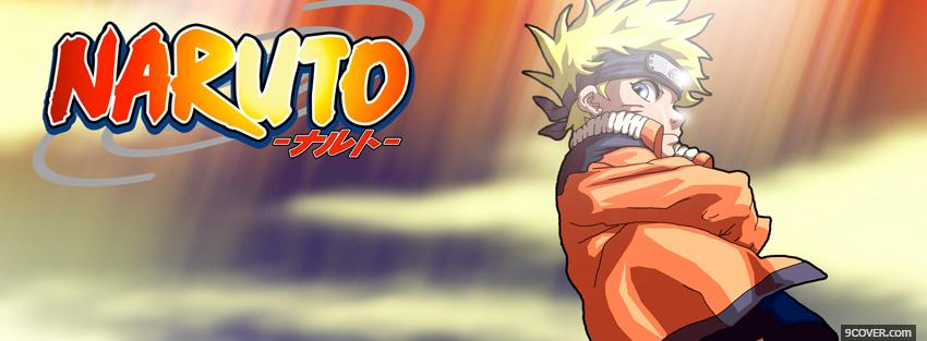Photo manga naruto Facebook Cover for Free