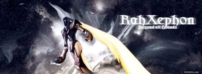 Photo rah xephon beyond all bounds Facebook Cover for Free