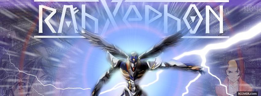 Photo anime rahxephon Facebook Cover for Free