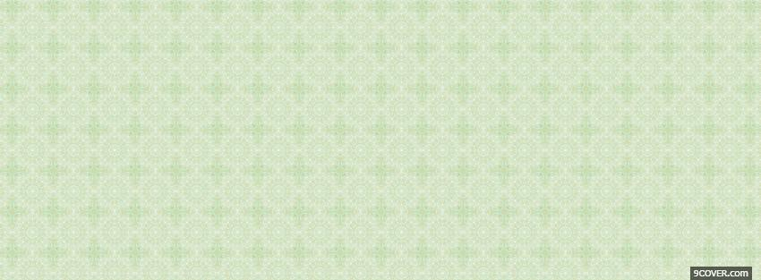 Photo light green beautiful texture Facebook Cover for Free