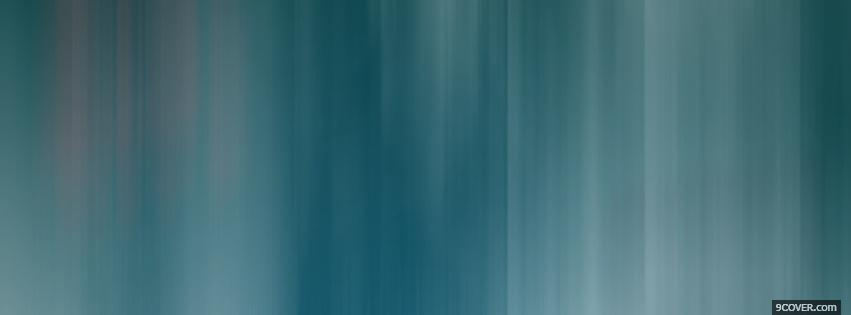 Photo dark blue abstract Facebook Cover for Free