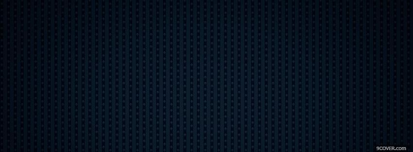 Photo dark blue abstract texture Facebook Cover for Free