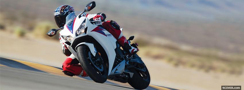 Photo honda cbr 1000 rr 2012 Facebook Cover for Free