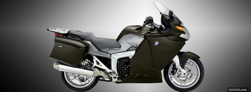 Photo bmw gt 2006 moto Facebook Cover for Free