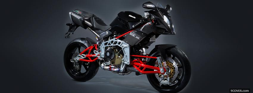 Photo bimota tesi moto Facebook Cover for Free