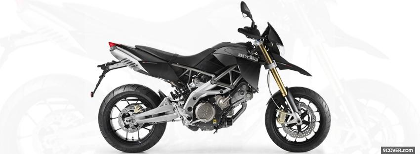 Photo 2007 aprilia dorsoduro Facebook Cover for Free
