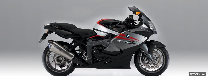 Photo akrapovic bmw moto Facebook Cover for Free