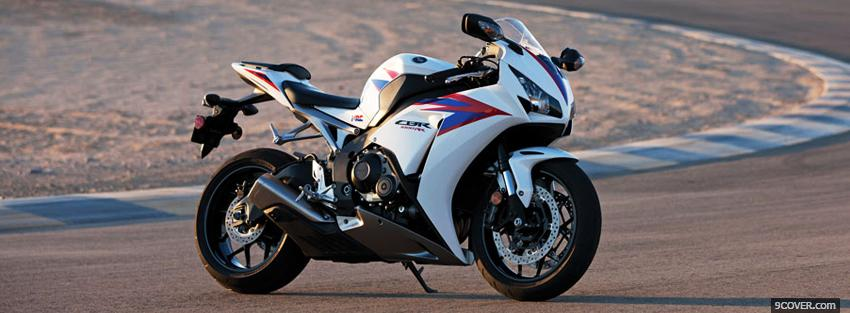 Photo cbr 1000rr fireblade moto Facebook Cover for Free