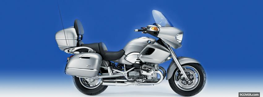 Photo bmw 1200cl moto Facebook Cover for Free