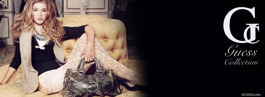 Photo guess collection with chanel celaya Facebook Cover for Free