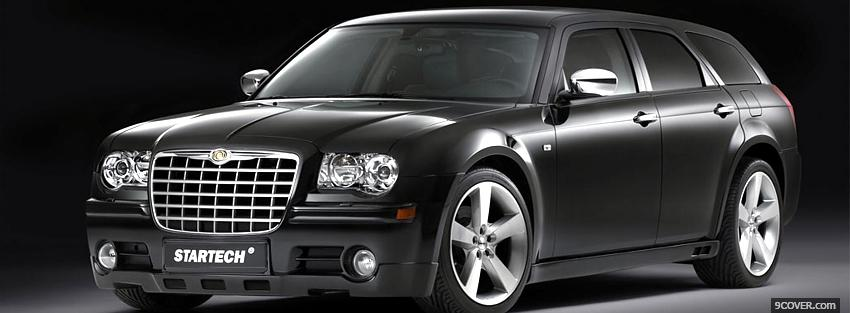 Photo startech chrysler 300c Facebook Cover for Free