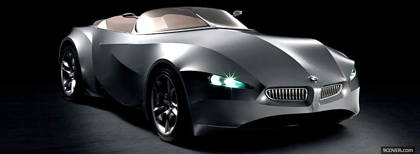 Photo gina bmw concept Facebook Cover for Free