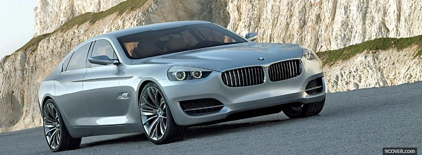 Photo concept cs bmw car Facebook Cover for Free