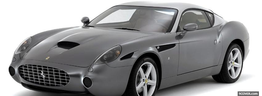 Photo ferrari 575 gtz zagato Facebook Cover for Free