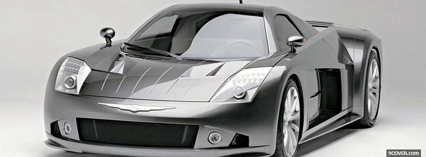 Photo chrysler me four twelve Facebook Cover for Free