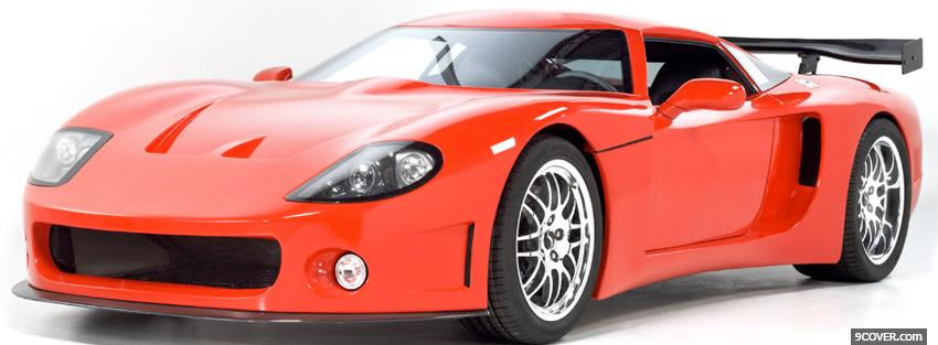 Photo factory 5 gtm car Facebook Cover for Free