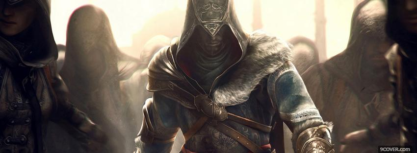 Photo video games assassin creed 4 Facebook Cover for Free