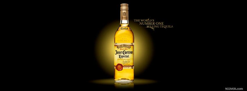 Photo jose cuervo alcohol Facebook Cover for Free