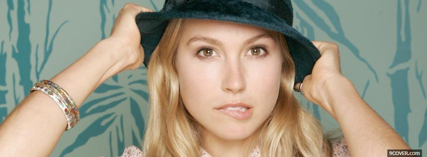 Photo sarah carter biting lip celebrity Facebook Cover for Free