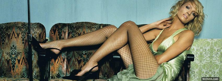 Photo flawless and sexy uma thurman Facebook Cover for Free