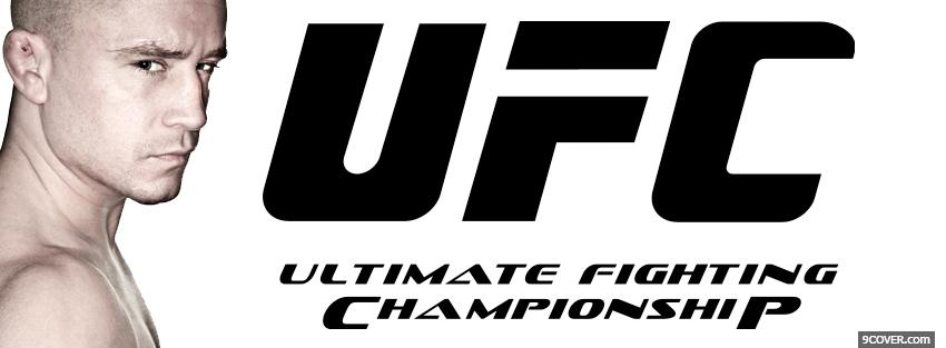 Photo mark hominick ufc Facebook Cover for Free