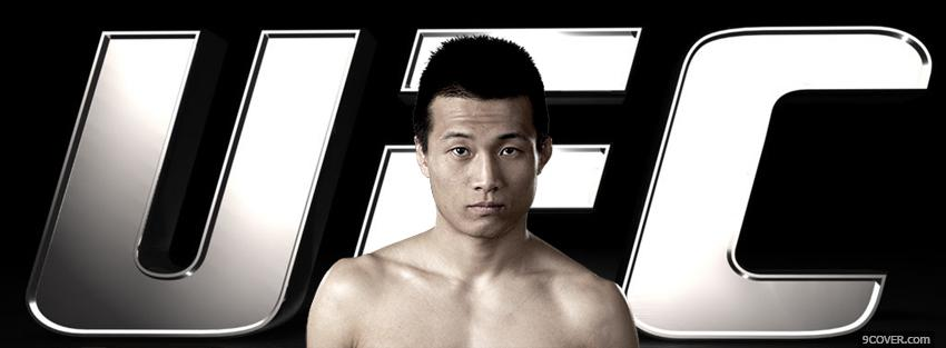 Photo ufc fight Facebook Cover for Free
