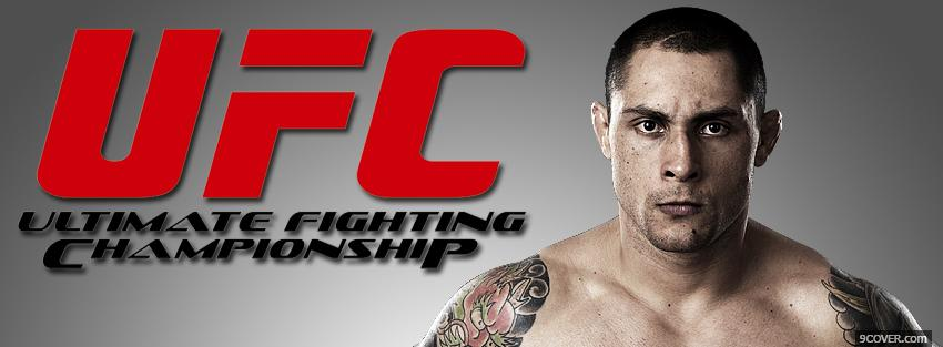 Photo thiago silva ufc Facebook Cover for Free