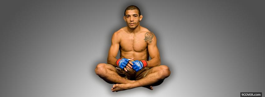 Photo jose aldo junior ufc Facebook Cover for Free