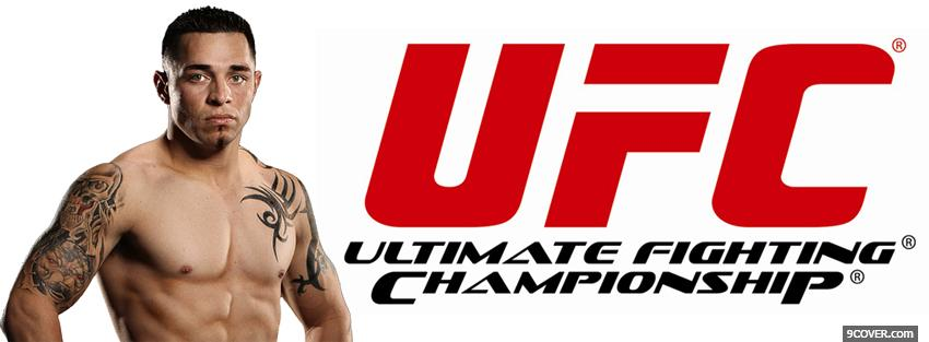 Photo daniel pineda red ufc Facebook Cover for Free