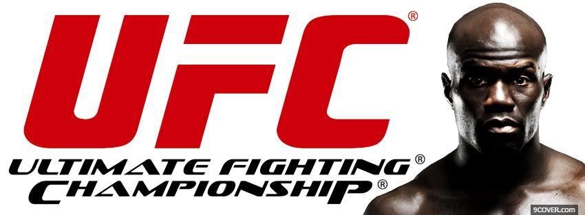 Photo cheick kongo ufc fighter Facebook Cover for Free