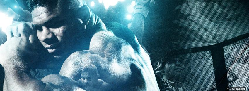 Photo alistar overeem fighter Facebook Cover for Free