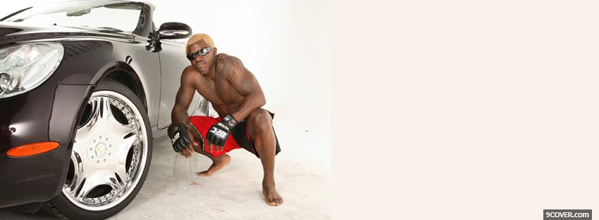 Photo melvin guillard ufc Facebook Cover for Free
