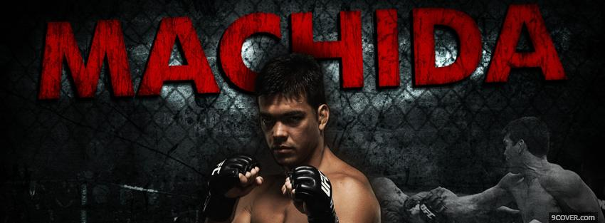 Photo red machida Facebook Cover for Free