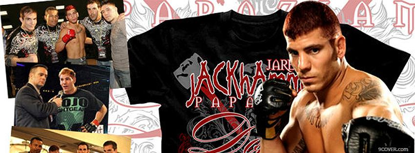 Photo jared papazian mma Facebook Cover for Free