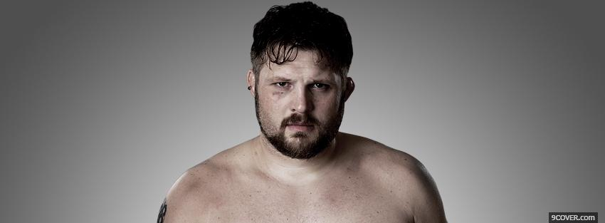 Photo roy nelson ufc Facebook Cover for Free