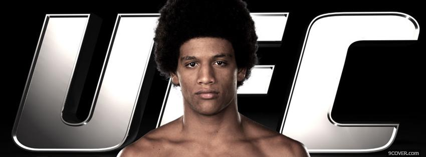 Photo alex caceres ufc fighter Facebook Cover for Free