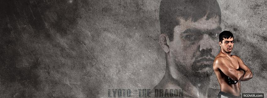 Photo lyoto the dragon Facebook Cover for Free