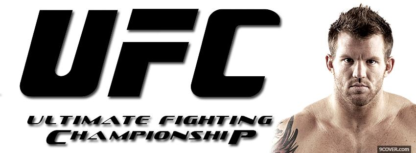 Photo ryan bader ufc Facebook Cover for Free