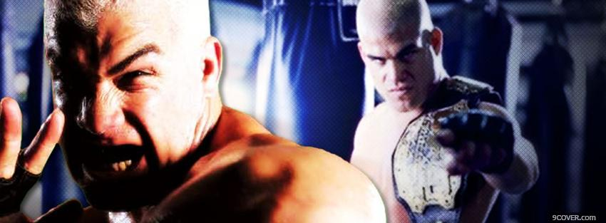 Photo tito ortiz fighter ufc Facebook Cover for Free