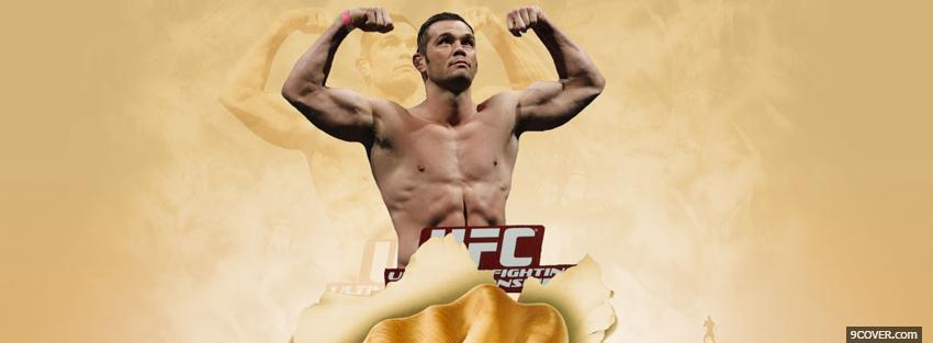 Photo rich franklin ufc Facebook Cover for Free