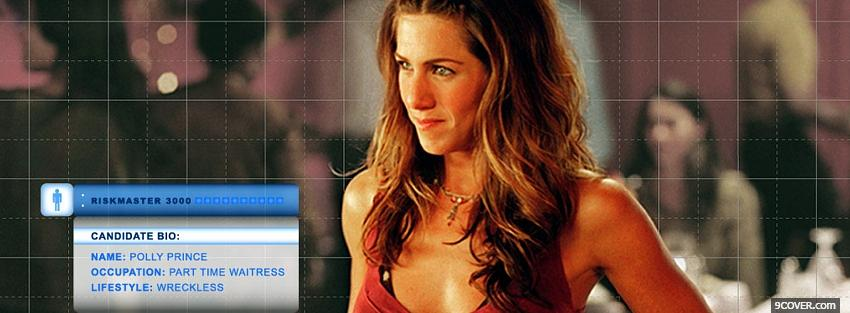 Photo along came polly movie Facebook Cover for Free
