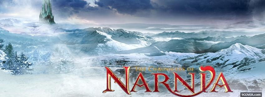 Photo movie narnia mountains Facebook Cover for Free
