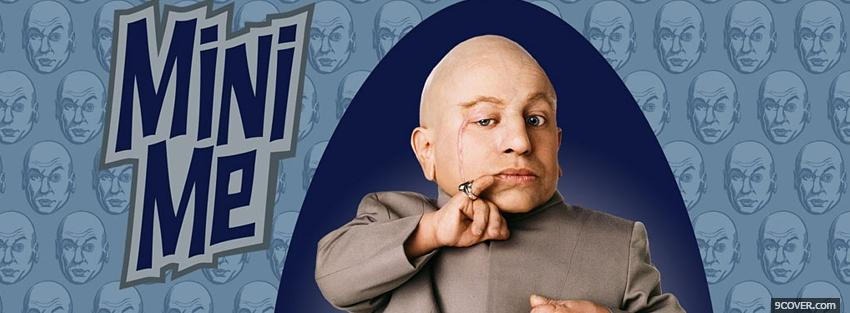 Photo movie austin powers mini me Facebook Cover for Free