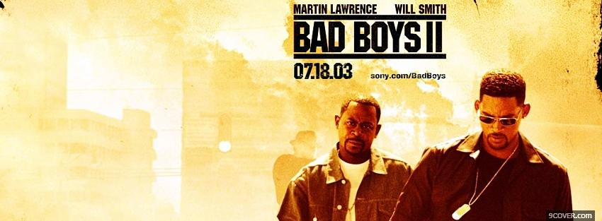 Photo martin lawrence and will smith Facebook Cover for Free
