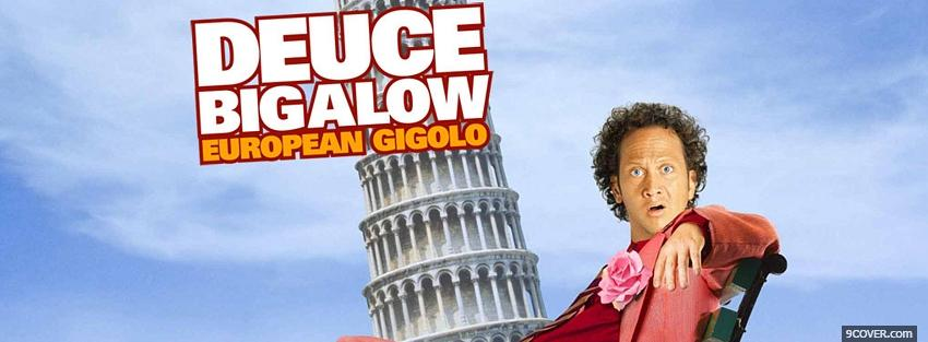 Photo deuce bigalow european gigolo Facebook Cover for Free