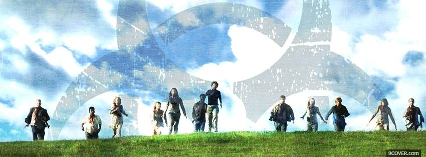 Photo movie 28 weeks later daylight Facebook Cover for Free