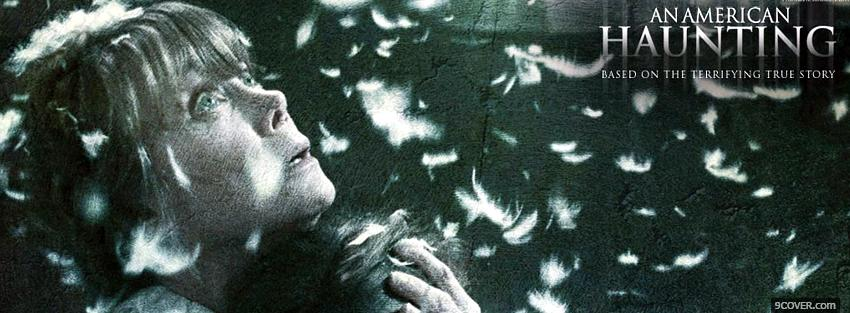 Photo movie an american haunting Facebook Cover for Free