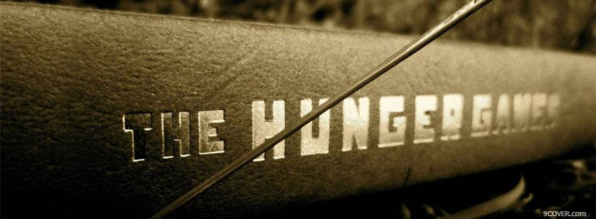 Photo movie the hungergames Facebook Cover for Free