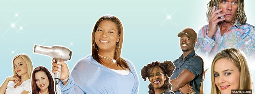 Download Free Queen Latifah In Beauty Shop Fb Cover