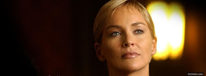 Photo basic instinct 2 sharon stone Facebook Cover for Free
